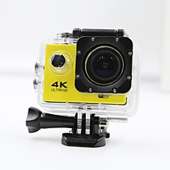 cheap Sports Action Cameras-SJ7000/H9K Sports Action Camera 12MP 2592 x 1944 3264 x 2448 2048 x 1536 3648 x 2736 1920 x 1080 640 x 480 WiFi Waterproof 4K 24fps 30fps