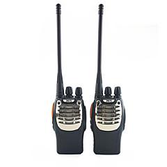 billige Walkie-talkies-365 Håndholdt Nød Alarm / Programmeringskabel / Programmerbar med datasoftware 3-5 km 3-5 km Walkie Talkie Toveis radio