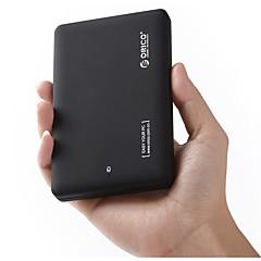Orico 2599us3 USB 3.0 SATA 2.5 אינץ 'כלי ללא תיבת דיסק קשיח מקרה קשה ניידים