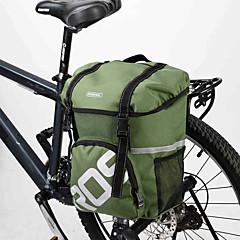 お買い得  自転車用バッグ-Rosewheel 15 L 自転車用リアバッグ / 自転車用サイドバッグ / ショルダーバッグ 防水, 耐久性, 耐衝撃性の 自転車用バッグ PVC / 600Dポリエステル 自転車用バッグ サイクリングバッグ サイクリング / バイク
