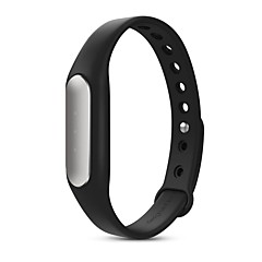 Xiaomi® MI Band 1S Rannehihnat Askelmittarit Sykemittari Unimittari Bluetooth 4.0 iOS Android