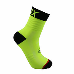 Sport Socks / Athletic Socks Crew Socks Bike/Cycling Socks Men's Football/Soccer Cycling / Bike Wearable Breathable 1 Pair Winter Spring