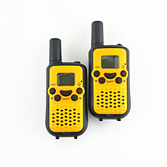 billige Walkie-talkies-365 k-535 Håndholdt / Dobbelt bånd VOX / Kryptering / CTCSS / CDCSS <1,5 km <1,5 km 22 1W Walkie Talkie Toveis radio