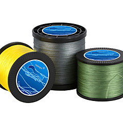 cheap Fishing Lines-500M / 550 Yards 300M / 330 Yards 100M / 110 Yards PE Braided Line / Dyneema / Superline 80LB 60LB 50LB 45LB 40LB 35LB 30LB 25LB 15LB
