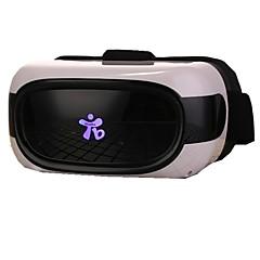 3D 750 Glasses Wear-Resistant / Adjustable / Shatterproof / Red/Blue Anaglyph 3D / Anti-Radiation Unisex