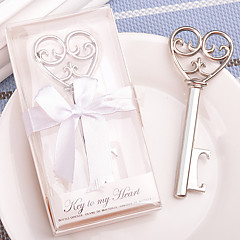 """Garden Theme Bottle Openers Stainless Steel Bottle Favor With Dice 6 4/5""""×2 1/2"""" (17*6cm)"""