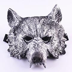 Halloween-Masken Masken Spielzeuge Wolfskopf Horror-Theme 1 Stücke Halloween Geschenk