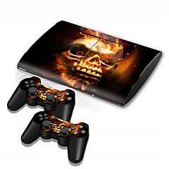 billiga PS3-tillbehör-B-SKIN USB Väskor, Skydd och Fodral Klistermärke - Sony PS3 Originella Trådlös #