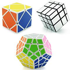 billiga Leksaker och spel-Rubiks kub shenshou Alien Megaminx Skewb Spegelkub Skewb Cube 3*3*3 Mjuk hastighetskub Magiska kuber Pusselkub professionell nivå