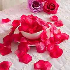 billige Kunstige blomster-Kunstige blomster 1 Gren Enkel Stil Roser Bordblomst