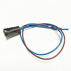 billiga Dekorativ belysning-G4 Belysningstillbehör Plast Elektrisk kabel