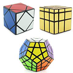 Rubiks kube Shengshou Glatt Hastighetskube Alien MegaMinx Skewb Terning Speil Cube Skewb Cube Hastighet profesjonelt nivå Magiske kuber
