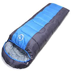 Schlafsack Rechteckiger Schlafsack Daune 10°C Tragbar Regendicht Klappbar Versiegelt 180X30 Wandern Camping Reisen Draußen Drinnen