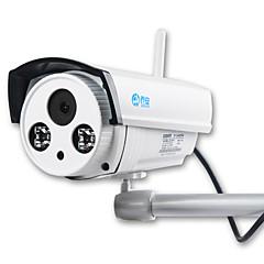 economico Totale Svendita fuori tutto-jooan® 1.0mp ip fotocamera esterna ir-cut giorno notte rilevazione movimento rilevamento remoto impermeabile wi-fi)