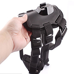 cheap Accessories For GoPro-Action Camera Dog Harness Screw J-Hook Buckle Mount Mount / Holder Dogs & Cats For Action Camera Gopro All Hero 5/4/3/3+/2/1 Others
