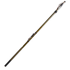 Spinning Rod Fishing Rod Spinning Rod PE FRP 3.6 cm Sea Fishing Other General Fishing 2 sections Rod Extra Fast (XF) Light (L)