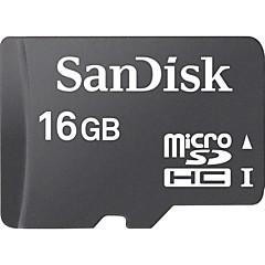 tanie Karty pamięci-SanDisk 16GB SD karta pamięci class4