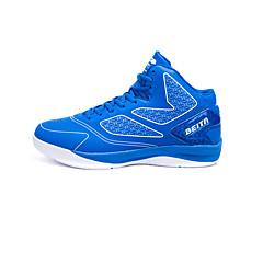 נעלי ספורט נעלי טיולי הרים נעלי כדורסל לגברים נגד החלקה Anti-Shake ריפוד חסין בפני שחיקה ייבוש מהיר מגביה מזרוני אויר נושם חשמליתבבית טבע