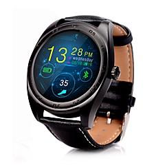 tanie Inteligentne zegarki-Inteligentny zegarek / Inteligentne Bransoletka na iOS / Android / iPhone GPS Czasomierze / Stoper / Rejestrator aktywności fizycznej / Rejestrator snu / Pulsometry / GSM (900/1800/1900MHz)