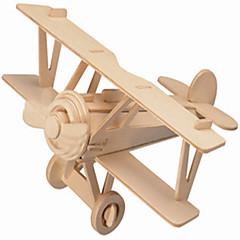 cheap -Wooden Puzzle Plane / Aircraft House Professional Level Wooden 1pcs Kid's Boys' Gift