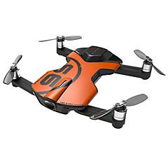 billige Fjernstyrte quadcoptere og multirotorer-RC Drone WINGSLAND S6 4 Kanaler 3 Akse 2.4G Med HD-kamera Fjernstyrt quadkopter En Tast For Retur / Auto-Takeoff / Tilgang Real-Tid