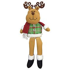 저렴한 -크리스마스 선물 크리스마스 장난감 홀리데이 용품 크리스마스 텍스타일 실버 그레이