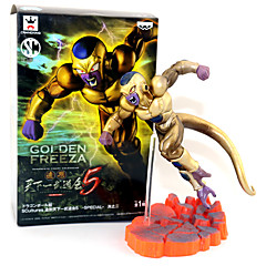 Dragon Ball Frieza PVC 13.5CM Anime Akciófigurák Modell játékok Doll Toy