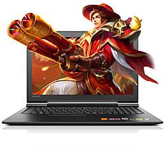 Lenovo ノートパソコン 15.6インチ インテルi7の クアッドコア 8GB RAM 500GB ハードディスク Windows10 GTX950M 4GB
