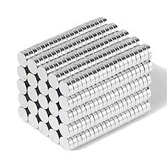 Brinquedos Magnéticos Blocos de Construir Blocos magnéticos 2000 Peças 3*1mm Brinquedos Imã Criativo Circular Dom
