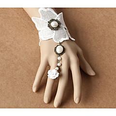 Halsband-Dam Spets Kedje Halsband - Spets Personlig Brudkläder Andra Halsband Till Julklappar Bröllop Party Halloween Födelsedag Förlovning