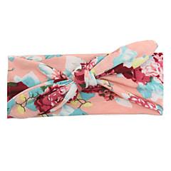 baratos Acessórios para Crianças-Bébé Para Meninas Floral Fibra Sintética / Cetim Acessórios de Cabelo / Laço / Bandanas / Doce
