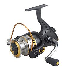 Fishing Reel Spinning Reels 2.6:1 13 Ball Bearings Exchangable General Fishing-DF4000