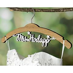 Bryllup Bursdag Engasjement Utdrikningslag Valentinsdag Bryllupsfest Akryl Tre Bryllupsdekorasjoner Klassisk Tema Vintage Theme rustikk