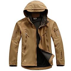 Jacheta de vânătoare Keep Warm Respirabil Bărbați Pentru femei Unisex Manșon Lung camuflaj Topuri pentru Vânătoare Alpinism Iarnă Toamnă
