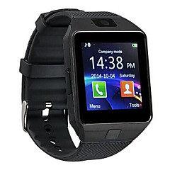 cheap Smartwatches-DZ09 Bluetooth Smartwatch Touch Screen Card Positioning and Photo Intelligent Reminder For Android and ios