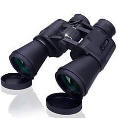 STODI 20X50 Binoculars Weather Resistant Fogproof Carrying Case Roof Prism Military Spotting Scope Handheld General use Hunting Bird