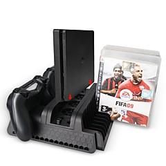 USB מאווררים ומעמדים ל PS4 Sony PS4 מודרני, חדשני קווי #