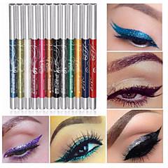 12 culori fac profesional până fard de ochi creion de buze sprancene sclipici creion stilou Eyeshadow eyeliner cosmetice machiaj unelte