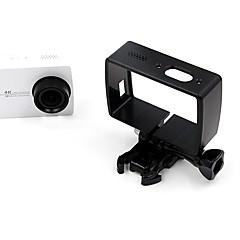 tanie Akcesoria do GoPro-gładka Rama Ochrona przeciwkurzowa Wygodny Dla Action Camera Xiaomi Camera Narciarstwo Skoki ze spadochronem Wspinaczka górska Rower