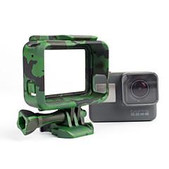 tanie Akcesoria do GoPro-Příslušenství gładka Rama Wysoka jakość Dla Action Camera Gopro 5 Sport DV Univerzál