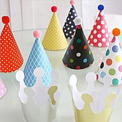 ieftine -Ocazie specială / Zi de Naștere / Partidul de birou / Petrecerea Baby Shower Material Hârtie Rigidă pentru Felicitări Decoratiuni nunta