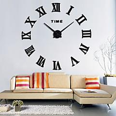 رخيصةأون ساعات الحائط-الحديثة / المعاصرة مكتب / الأعمال العائلة المدرسة / التخرج الأصدقاء ساعة الحائط,بدعة معدن 63*63 داخلي ساعة حائط