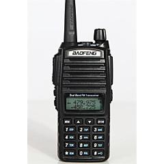 billige Walkie-talkies-BAOFENG -82 Walkie-talkie Håndholdt Programmeringskabel Nød Alarm Strømsparefunksjon Lader og adapter Stemmekommando Type walkie-talkie