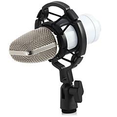 プロbm700コンデンサーKTVマイクカーディオイドプロオーディオスタジオボーカル録音マイク