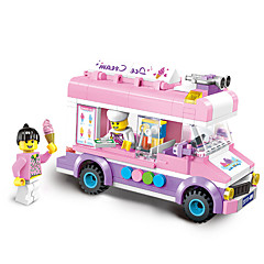 ENLIGHTEN ブロックおもちゃ 車両 おもちゃ おもちゃ 車載 女の子 213 小品