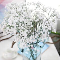 Flori de Nuntă Rotund Cascadă Lavandă Buchete Nuntă Petrecere / Seară Poliester
