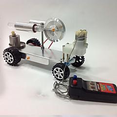 Lelut pojille Discovery Toys näytöllä varustetun mallin Opetuslelut Stirling Machine Ompelukone