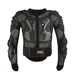 GXT x01 ochrana motocyklu jezdecké oblečení proti pádu oblek závodní jezdec venkovní brnění 3d prodyšné síťoviny