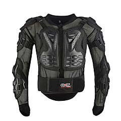 GXTのX01オートバイ保護服に乗って落下防止スーツレーシング騎士屋外鎧3D通気性メッシュ