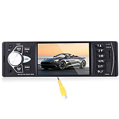 cheap Car DVD Players-4022D 4.1 Inch Car MP5 Player with Remote Control Camera Bluetooth TFT Screen Stereo Audio FM Station Auto Video